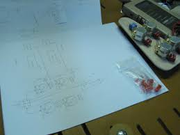 building a custom double neck guitar worland custom guitars i drew up a wiring diagram to control all the pickup individually plus a 3 way