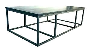 glass top coffee table with metal base metal base coffee table metal coffee table base metal