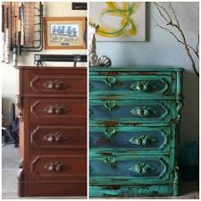 painted furniture colors. the turquoise iris vintage modern hand painted furniture gorgeous chest u0026 a colors r