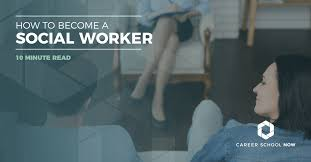 Become A Social Worker Social Work Career Find Out About Training Jobs Salary