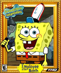Employee Of The Month Free Online Spongebob Squarepants Employee Of The Month Pc Buy