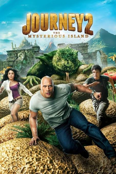 Journey 2 Mysterious Island 2012 Dual Audio 480p BluRay 300MB