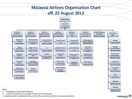 British Airways Organisational Chart Organizational Structure Of Airasia Essay Example December