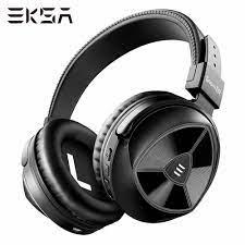 EKSA E1 Tai Nghe Không Dây Tai Nghe Bluetooth 5.0 Sâu Bass Stereo Có Thể  Gập Lại Chơi Game Có Dây Tai Nghe Nhét Tai Có Mic Cho Điện Thoại Mp3 PC
