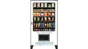 Ams Vending Machine Manual Magnificent Vagabond And Automated Merchandising Systems Showcase AMS Touchless