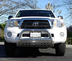 Aries - Toyota Hilux Bull Bar Stainless : Stage 1 Customs