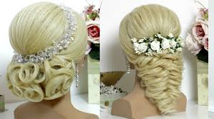 Prom Hairstyle Picture 2 bridal prom hairstyles for long hair tutorial youtube 1779 by stevesalt.us