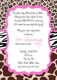 Leopard Print Birthday Invitations Templat Unique Of Cheetah Print