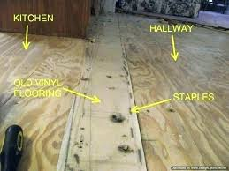 removing vinyl flooring from concrete how to remove linoleum and floor tiles fl