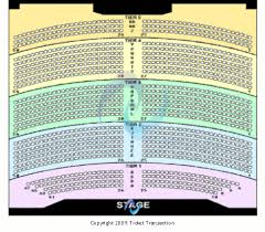 The Grove Of Anaheim Seating Chart