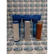 Bina Girişi Reçineli Su Arıtma Cihazı 3lü Su Yumuşatma Cihazı