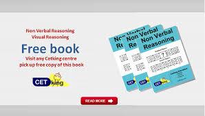 Visual Reasoning CET Non Verbal Reasoning handout