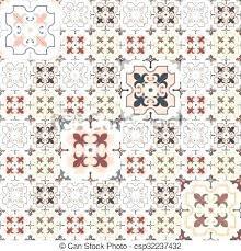vintage ceramic tile floor tiles retro patterns kitchen style letters