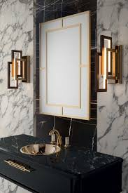 Art deco bathroom furniture Black And Gold See All Our Stylish Art Deco Bathrooms Design Ideas Art Deco Inspired Black And White Design Pinterest 12 Ideas For Designing An Art Deco Bathroom Pretty Powder Rooms