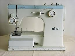Vintage Elna Sewing Machines