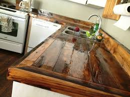 diy wood countertops for kitchens ideas e new countertop trendsnew kitchen is large size