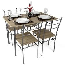 dining chairs set of 4. Dining Room Table Chairs Contemporary Corner Small Set For 4 Of