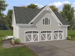 garage loft plan 007g 0006