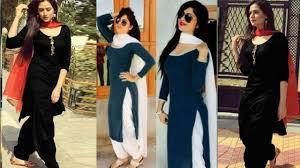 Suit Design Latest 2017 New 2017 Velvet Shaneel Salwar Kameez Suit Designer Indian Pakistani Styles Long Velvet Kameez