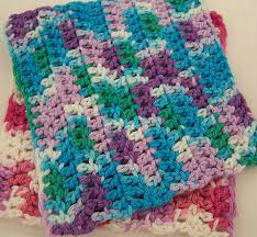 Easy Crochet Dishcloth Patterns Simple Easy Double Crochet Dishcloth Easy Crochet