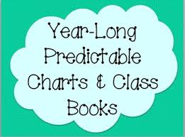 Predictable Charts Kindergarten Predictable Chart Writing Worksheets Teaching Resources Tpt