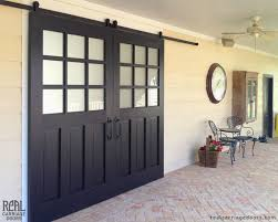 sliding barn doors. patio sliding barn doors eclecticpatio