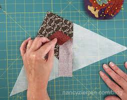 String Quilt Revival/Quilting for beginners/Scrap quilts   Nancy ... & String Quilt Revival Nancy Zieman Blog Adamdwight.com