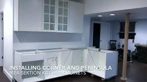 ikea sektion installation large size of cabinet assembly kitchen doors kitchen drawers ikea sektion legs