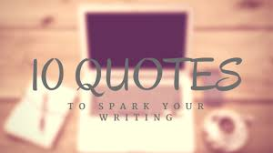 Lulu Quotes Unique 48 Quotes To Spark Your Writing Lulu Lulu Blog
