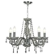 smoked glass chandelier searchlight 5 light chandelier smoked grey lighting direct smoked glass chandelier uk