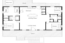 East Beach Ultimate Beach House Floor Plans  Coastal LivingBeach Cottage Floor Plans