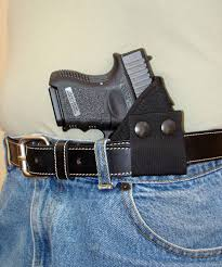 model 29 iwb crossdraw loop concealment holster