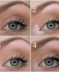 step by step natural makeup