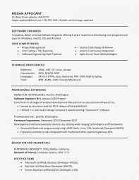 C71449d Special Skills And Talents In Resume Format