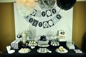 21st Birthday Party Decorations For Him Teamtessaorg
