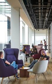 google office in uk. Break Out Areas, Google Offices, London UK By AHMM Architects Office In Uk