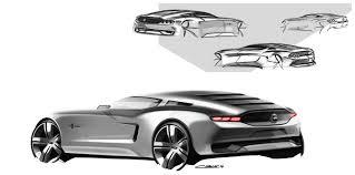 2018 mustang concept.  Concept S650 Mustang Concept4 With 2018 Concept N