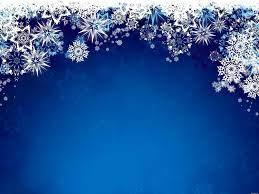 Snowflake background ...