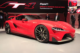 toyota supra 2014. toyota ft1 channels the supra outvipers viper 2014