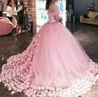 Pink sweet 16 dresses 2017