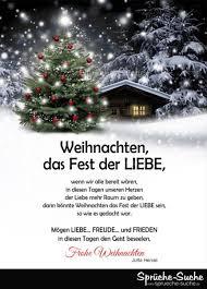 Weihnachten Das Fest Der Liebe Gedanken Wünsche