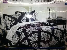 black and white damask bedding black and white damask bedding