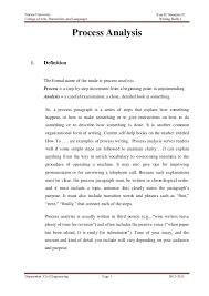 Examples Of Process Essay Topics Under Fontanacountryinn Com