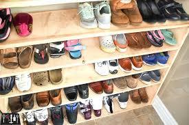 large shoe rack super sized oversized diy wooden ideas shoes rack shelves ideas diy shoe for small closet 7