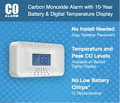 most carbon monoxide detectors have a useful life of seven years will sound their end of life chirp soon and will need to be replaced