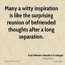 Karl Wilhelm Friedrich Schlegel Quotes | QuoteHD via Relatably.com