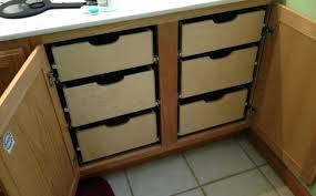 Kitchen Cabinet Drawer Slide Repair Drawers Vs Doors Diy Sliding. Kitchen  Cabinet Storage Lowes Installing Ikea ...