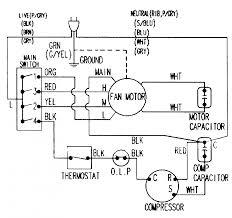 Windowac1 window air conditioner wiring diagram diagrams electrical lg window wiring diagram motor m0612271 heat pump