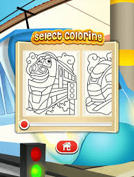 Train coloring book is an educational game for stimulating the creativity of toddlers and preschoolers. Train Game Coloring Book For Kids Free Download And Software Reviews Cnet Download