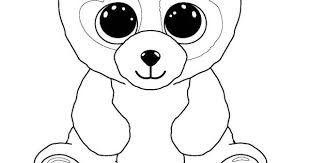 Ty Zippy Coloring Pages